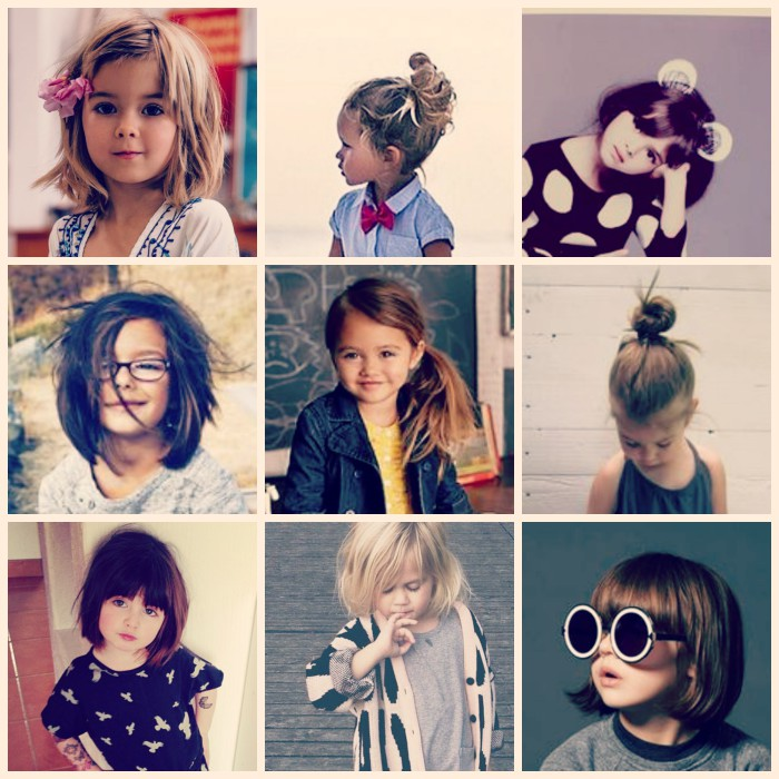 collage kinderkapsels