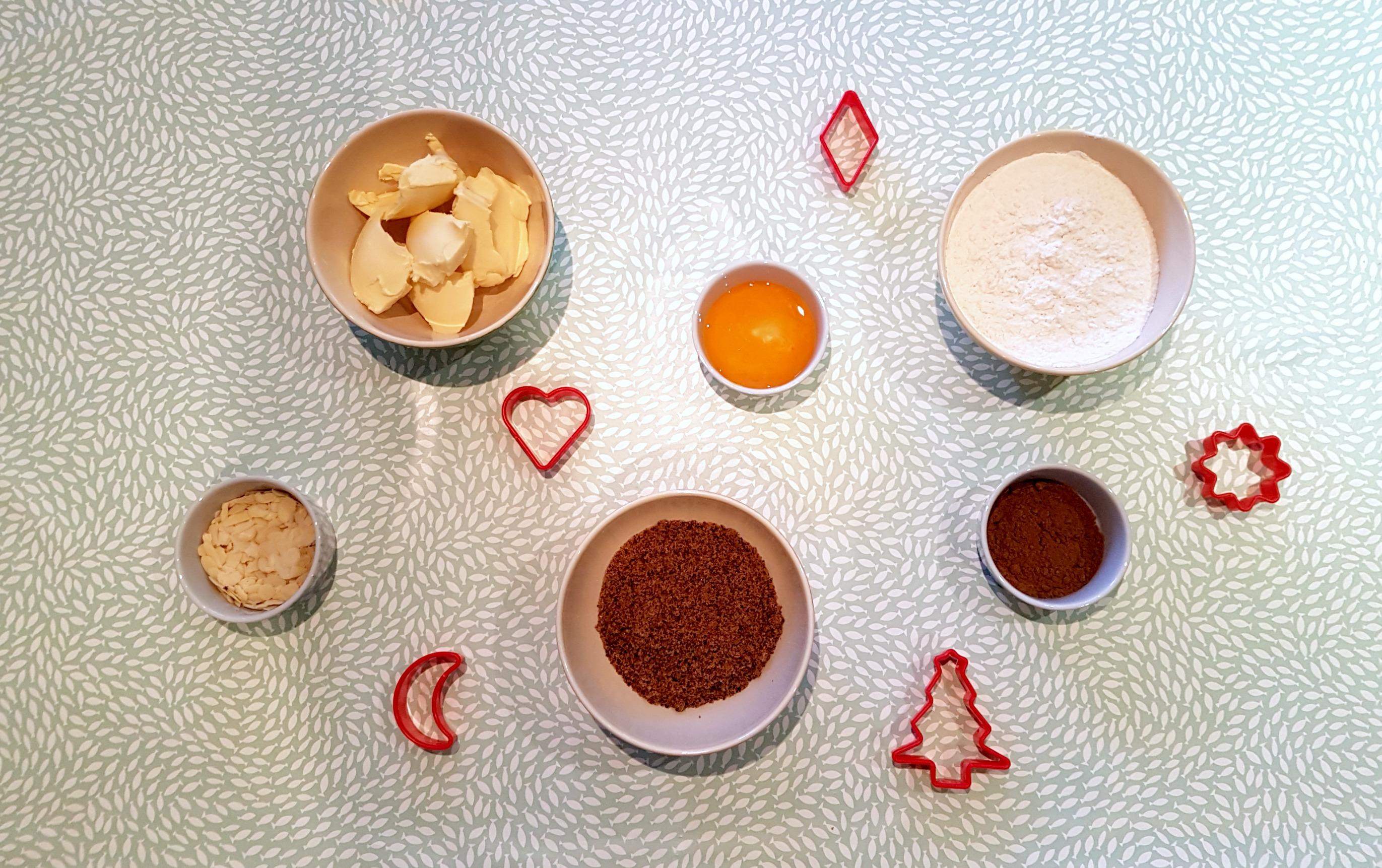 Wonderbaar Koken met kleuters #11: speculaaskoekjes : Vanillemeisjes.be | Een CB-69